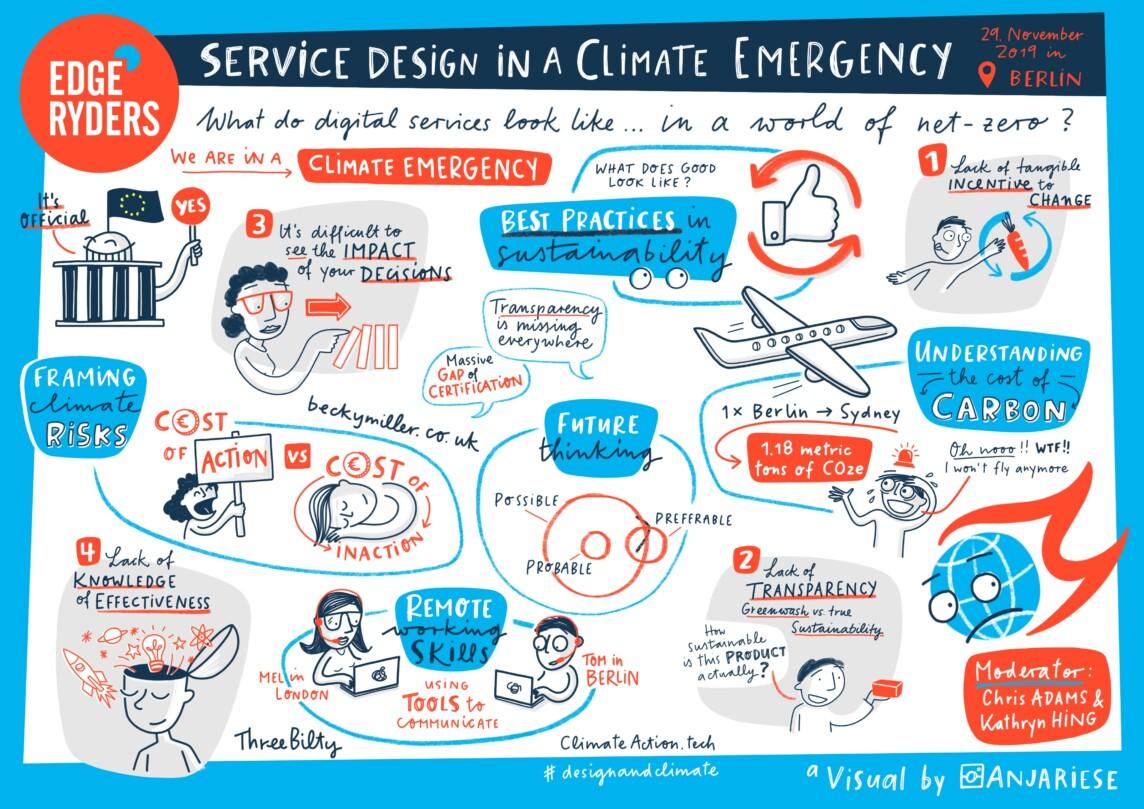 ER Service Design in Climate Emergency FT