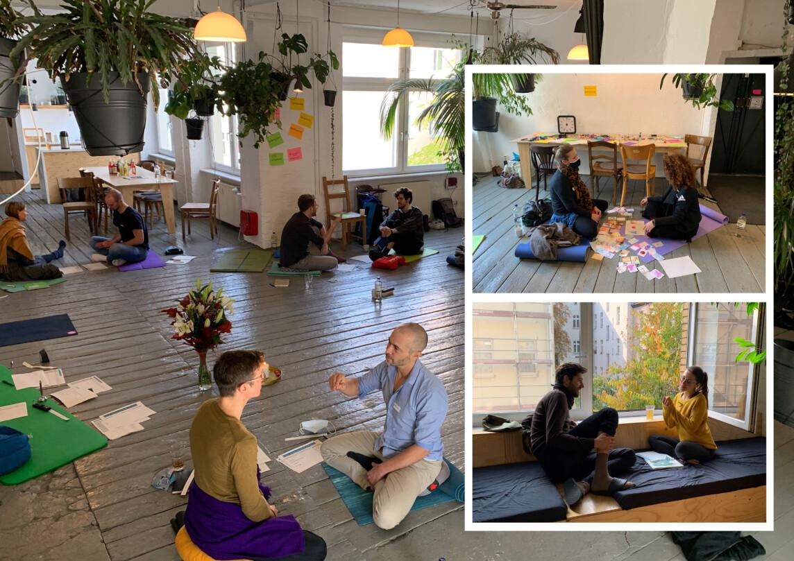 Reinventing Mindfulness Kongress Impressionen