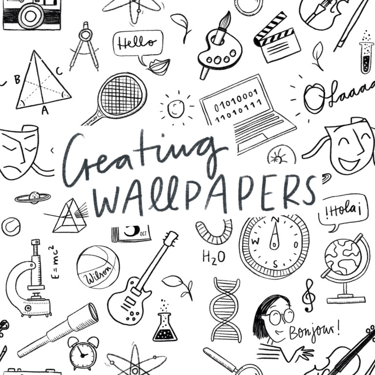 Illustrationen Wallpaper Patterns