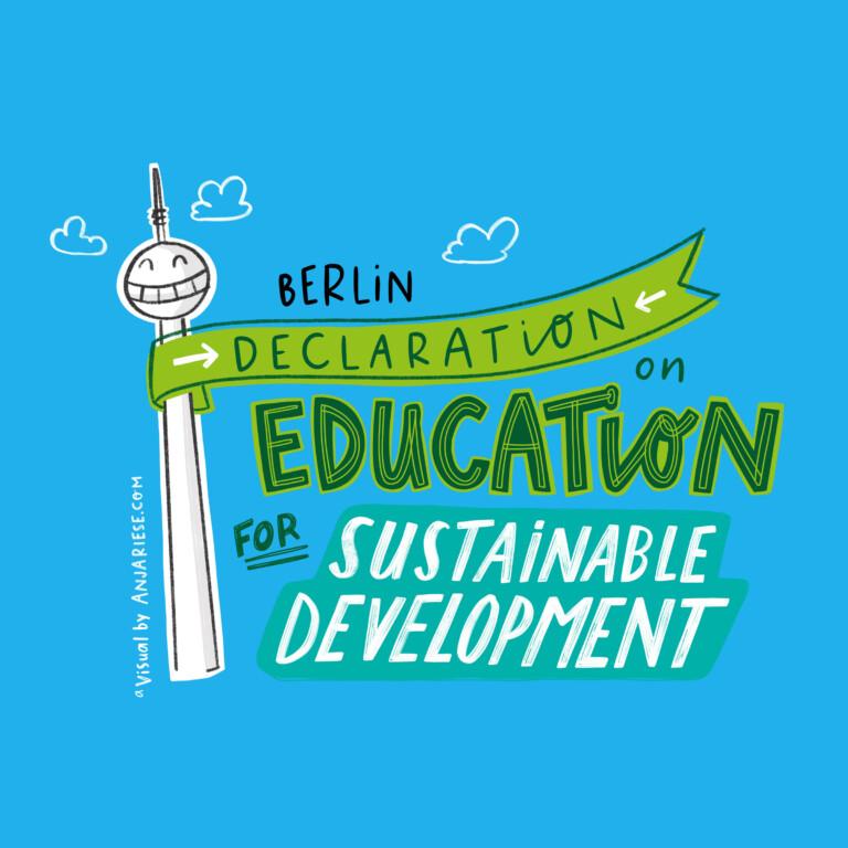 Berlin Declaration on Education for Sustainable Development