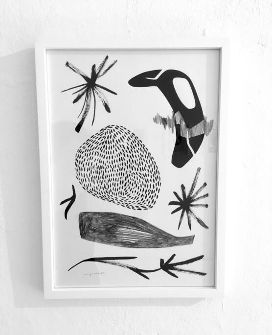 Bild Ausstellung Texturzustand