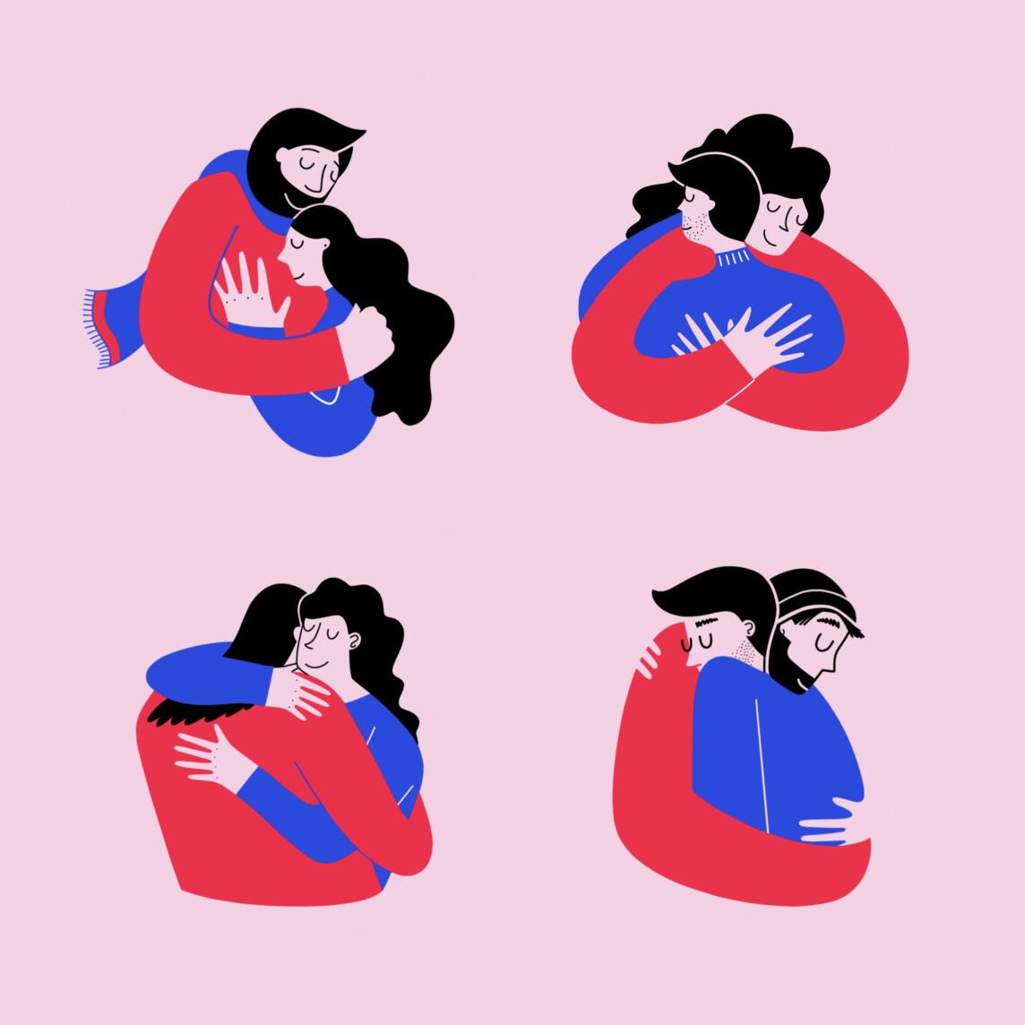Illu Hugs