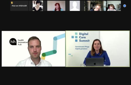 Online Event Digital Care Summit